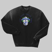 Logo - Jerzees 562B-GK Youth 8oz. NuBlend® 50/50 Fleece Crew