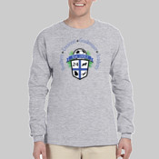 Logo - 4930-GK Fruit of the Loom Adult 5oz. 100% Heavy Cotton HD™ Long-Sleeve T-Shirt