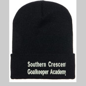 Southern Crescent - Yupoong 1501 Cuffed Knit Cap